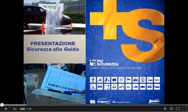 Presentazione Campo Prove Imola – Video